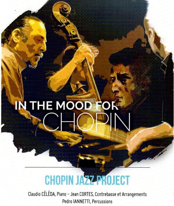 Frédéric Chopin jazz project avec piero iannetti, dossier de presse à Télécharger.