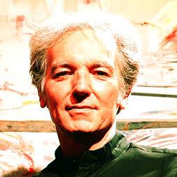 Concert de peinture. Le peintre Mathias Duhamel, présente des concerts de peinture avec piero iannetti et Frédéric Chopin jazz project.